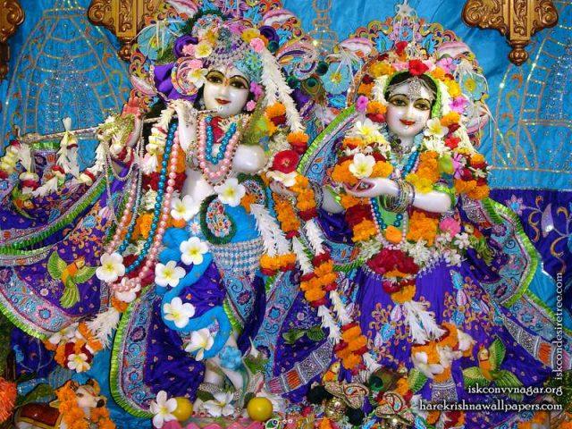 Sri Sri Radha Giridhari Wallpaper (010)