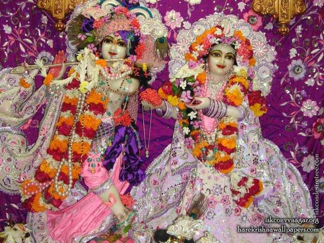 Sri Sri Radha Giridhari Wallpaper (014)