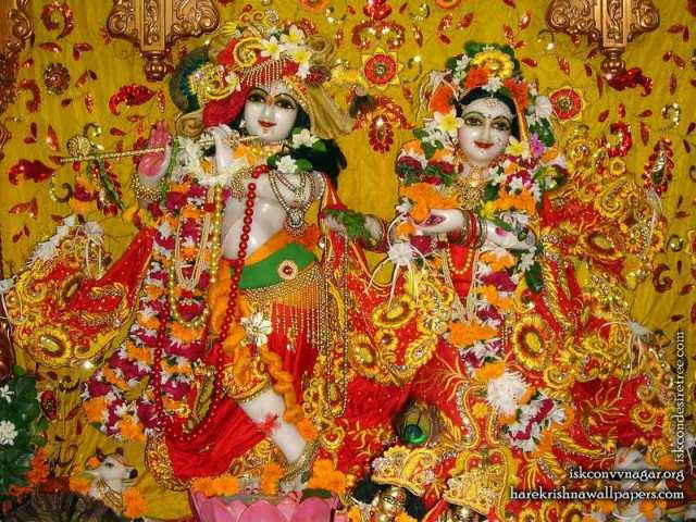 Sri Sri Radha Giridhari Wallpaper (024)