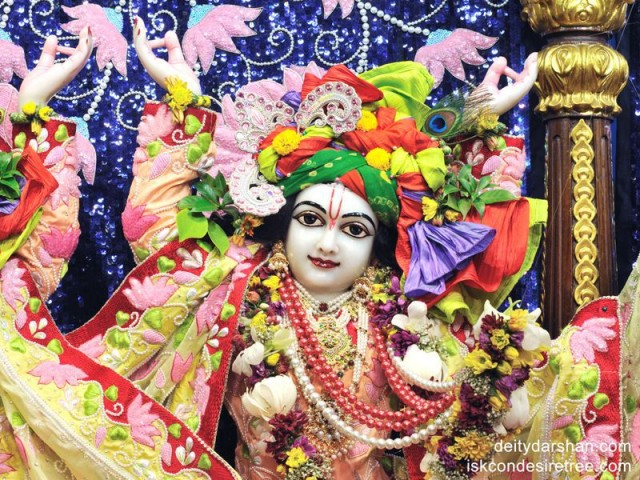 Sri Gaurachandra Close up Wallpaper (003)