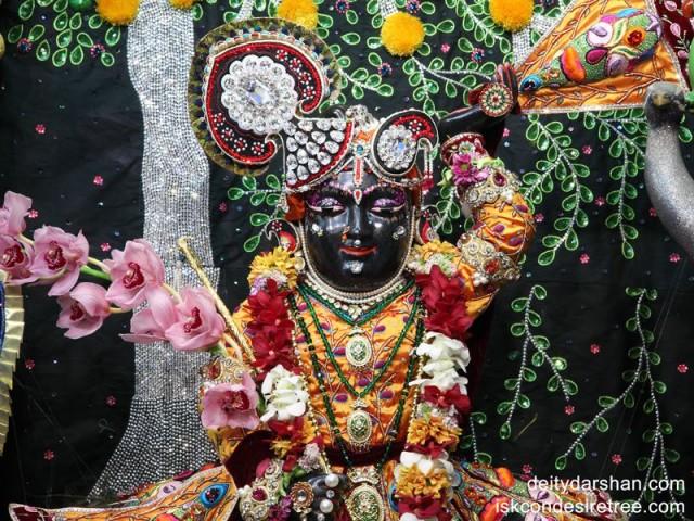 Sri Gopal Close up Wallpaper (003)
