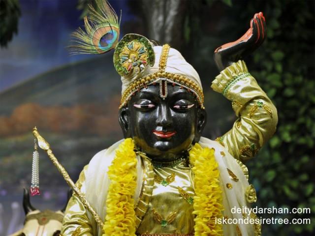Sri Gopal Close up Wallpaper (009)
