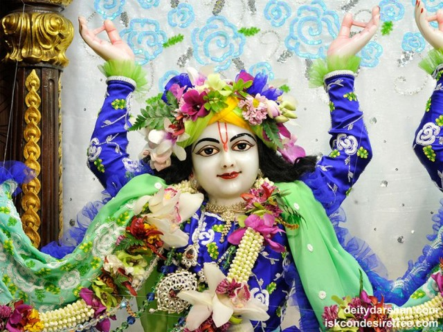 Sri Nitai Close up Wallpaper (009)