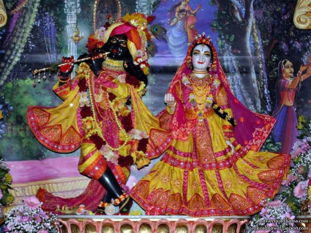 Sri Sri Radha Shyamsundar Wallpaper (013)