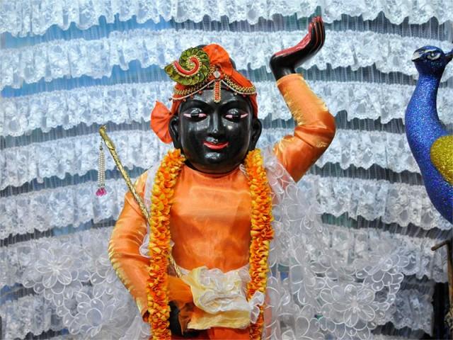 Sri Gopal Close up Wallpaper (014)