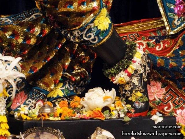 Sri Madhava Feet Wallpaper (016)