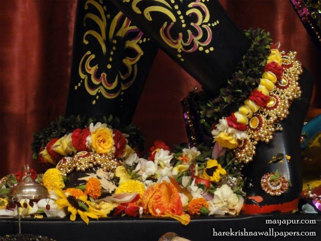 Sri Madhava Feet Wallpaper (017)