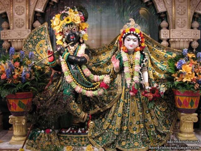 Sri Sri Radha Nilamadhava Wallpaper (003)