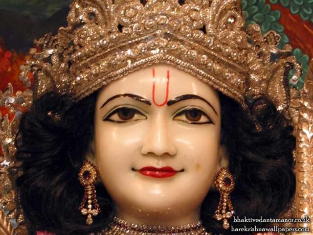 Sri Rama Close up Wallpaper (004)