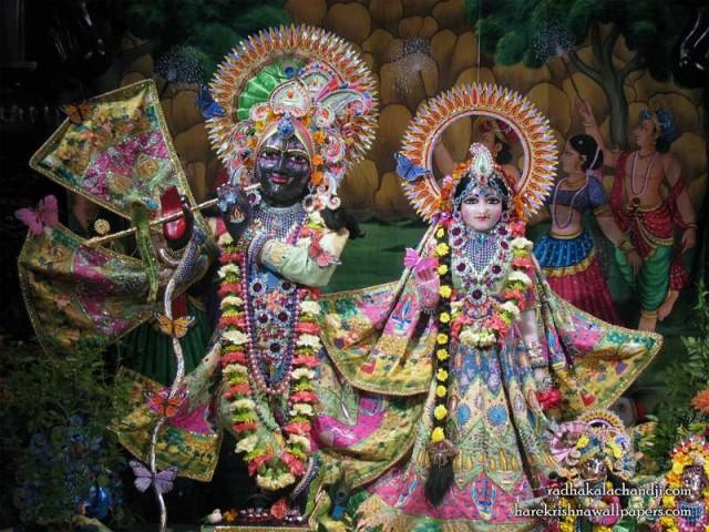 Sri Sri Radha Kalachanda Wallpaper (004)