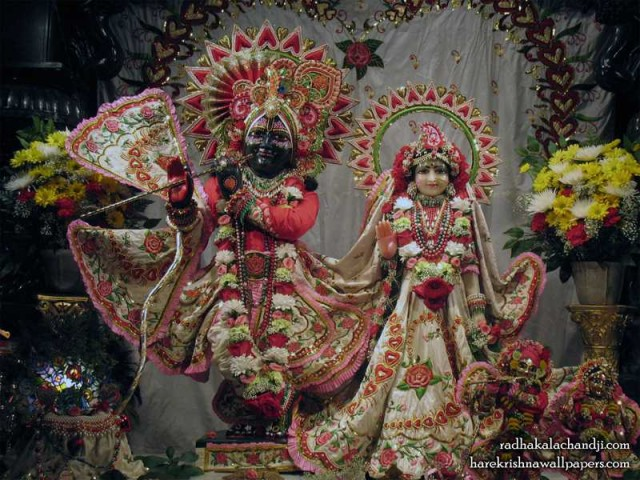 Sri Sri Radha Kalachanda Wallpaper (006)