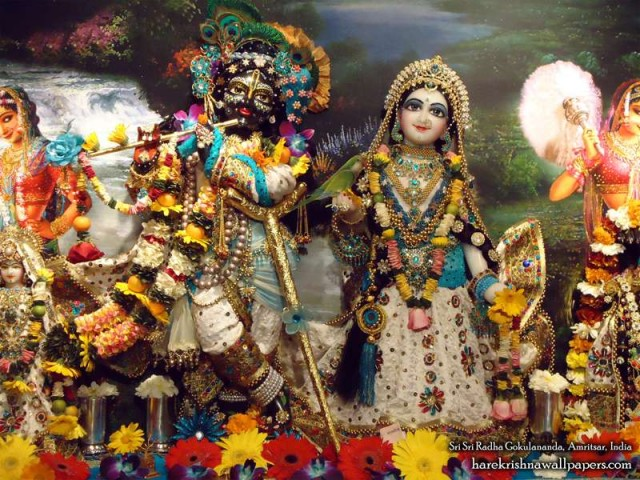 Sri Sri Radha Gokulananda Wallpaper (007)