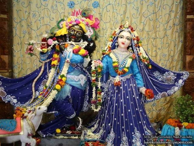 Sri Sri Radha Govind Wallpaper (008)