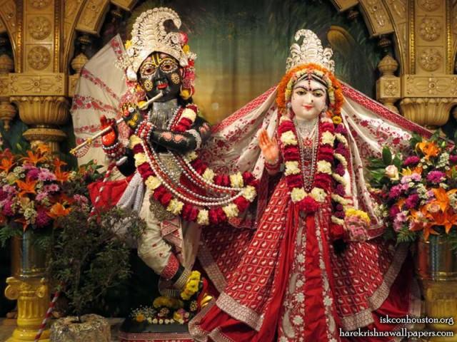 Sri Sri Radha Nilamadhava Wallpaper (009)