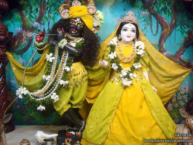 Sri Sri Radha Madhava Wallpaper (010)
