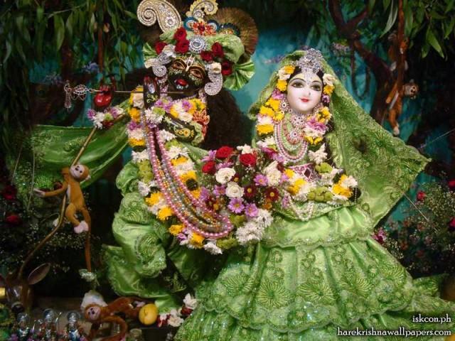 Sri Sri Radha Madhava Wallpaper (011)