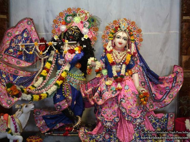 Sri Sri Radha Govind Wallpaper (023)