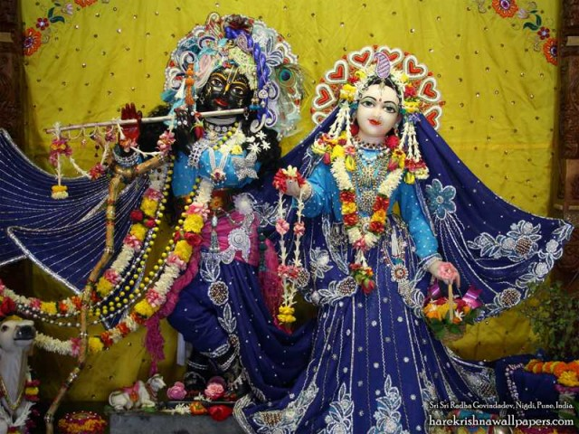 Sri Sri Radha Govind Wallpaper (029)