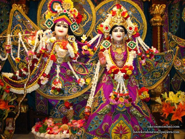 Sri Sri Radha Rasabihari Wallpaper (005)