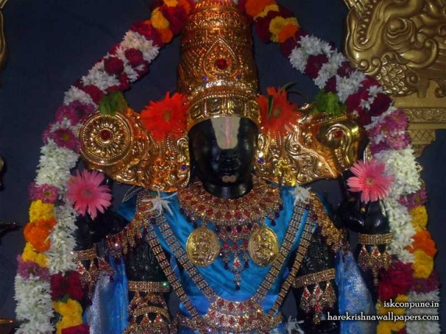 Sri Balaji Close up Wallpaper (002)