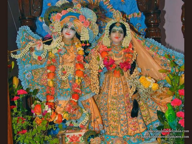 Sri Sri Radha Krishna Wallpaper (002)
