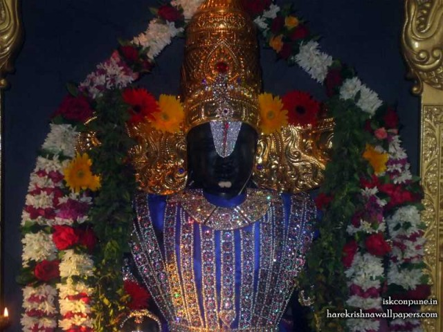 Sri Balaji Close up Wallpaper (003)