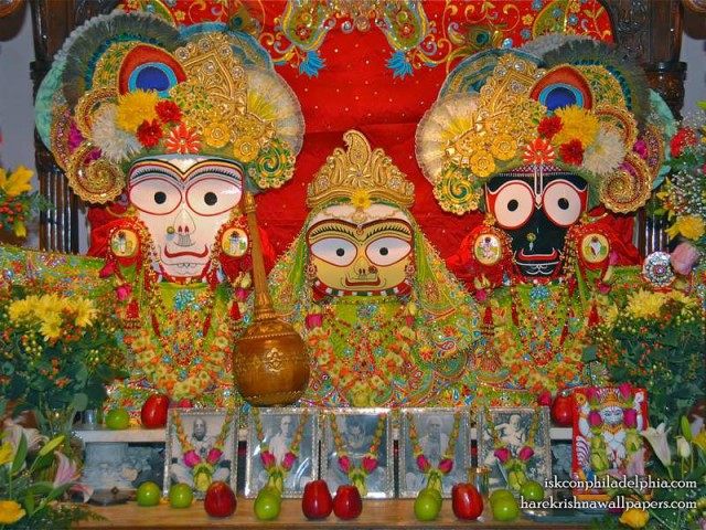 Jagannath Baladeva Subhadra Wallpaper (012)