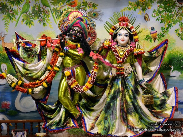 Sri Sri Radha Madan Gopal Wallpaper (004)