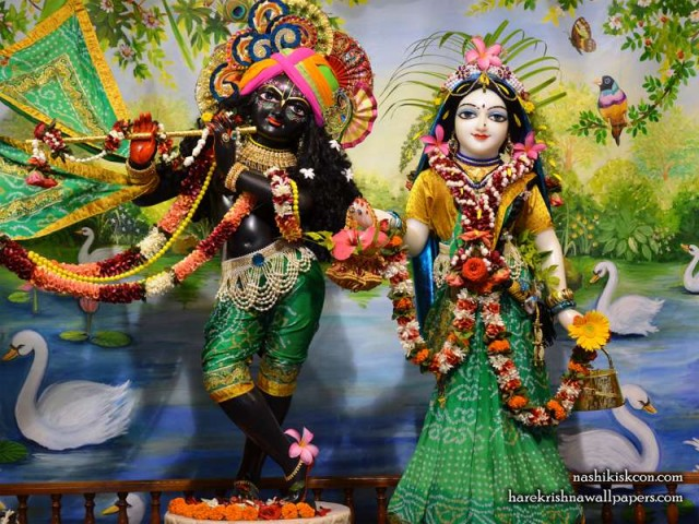 Sri Sri Radha Madan Gopal Wallpaper (006)