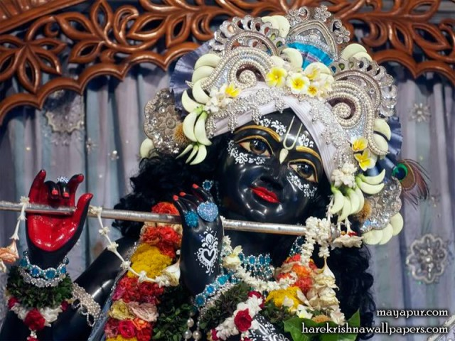 Sri Madhava Close up Wallpaper (005)