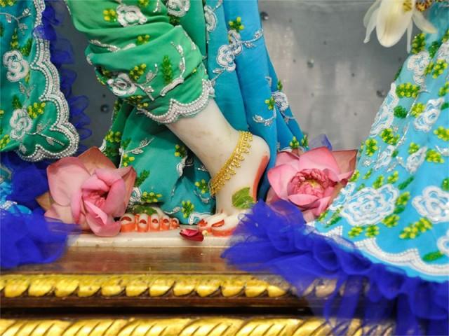Sri Gopinath Feet Wallpaper (007)