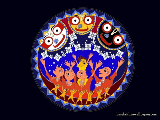 Jai Jagannath Wallpaper (056)