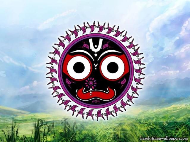Jai Jagannath Wallpaper (026)