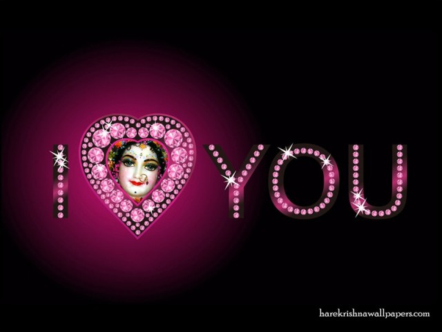 I Love You Radharani Wallpaper (014)