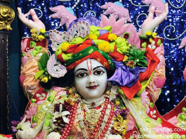 Sri Nitai Close up Wallpaper (002)