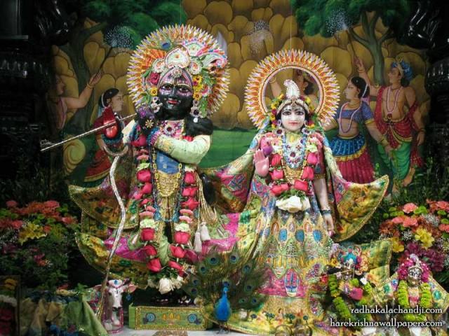 Sri Sri Radha Kalachanda Wallpaper (003)