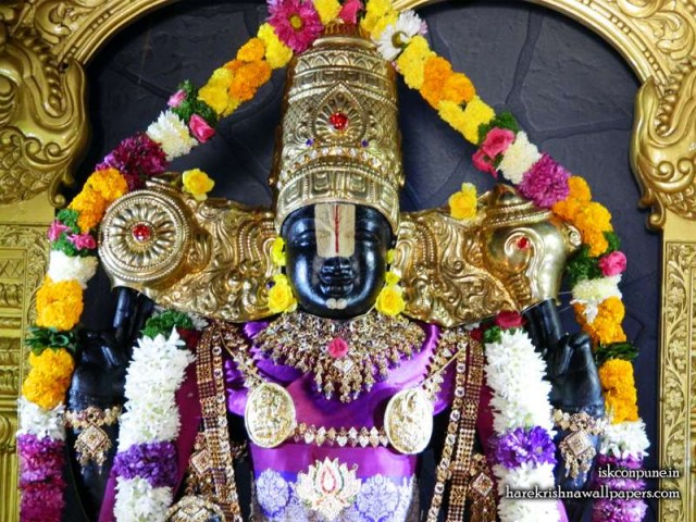 Sri Balaji Close up Wallpaper (006)