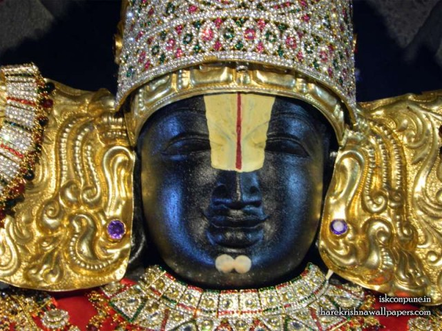 Sri Balaji Close up Wallpaper (008)