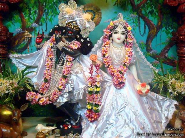 Sri Sri Radha Madhava Wallpaper (004)