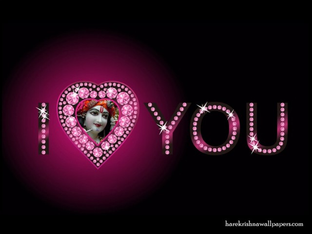 I Love You Giridhari Wallpaper (010)