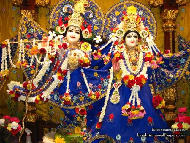 Sri Sri Radha Rasabihari Wallpaper (010)