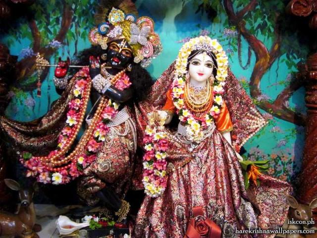 Sri Sri Radha Madhava Wallpaper (020)
