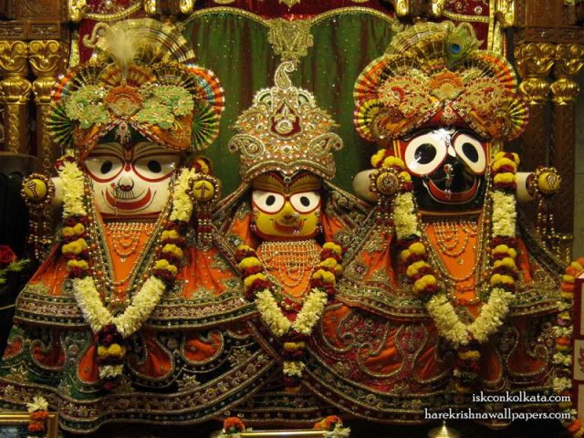 Jagannath Baldeva Subhadra Wallpaper (001)