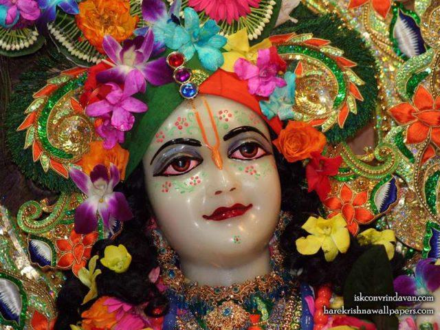 Sri Balaram Close up Wallpaper (001)