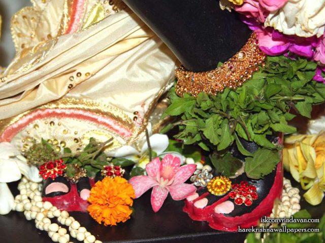 Sri Shyamsundar Feet Wallpaper (001)