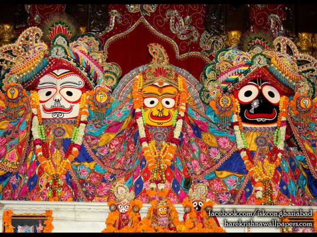 Jagannath Baladeva Subhadra Wallpaper (005)