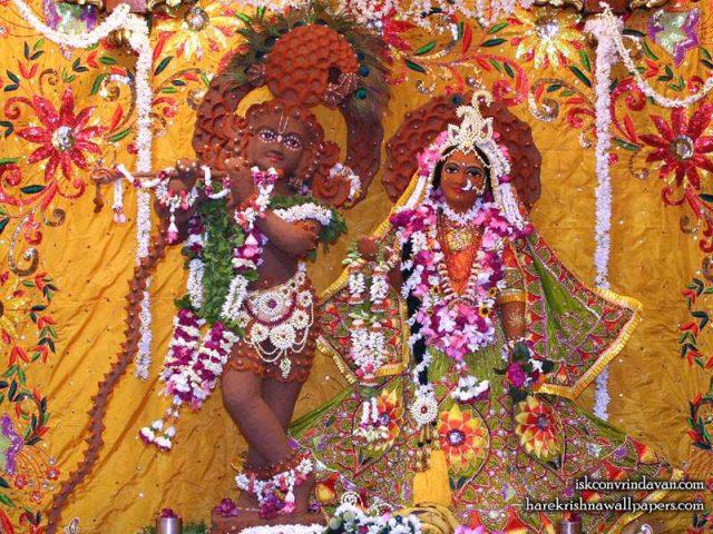 Sri Sri Radha Shyamsundar Wallpaper (011)