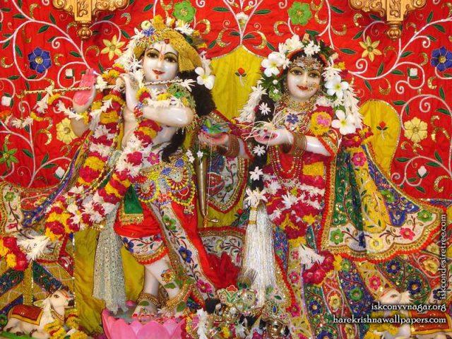 Sri Sri Radha Giridhari Wallpaper (013)