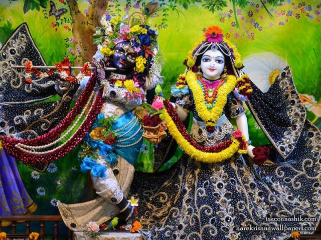 Sri Sri Radha Madan Gopal Wallpaper (016)