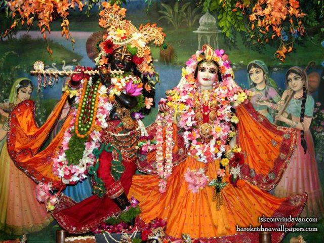 Sri Sri Radha Shyamsundar Wallpaper (017)